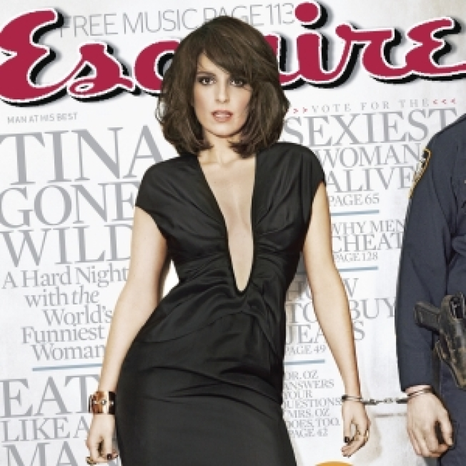 Tina Fey: Even Intellectual Guys Prefer Megan Fox