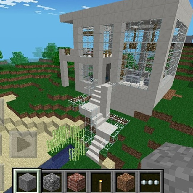 Minecraft Creator Outbids Jay Z For 70 Million Home Nbc 7 San Diego
