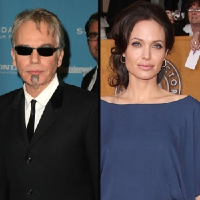 Billy Bob Thorton On Angelina Jolie: 'We Talk All The Time'