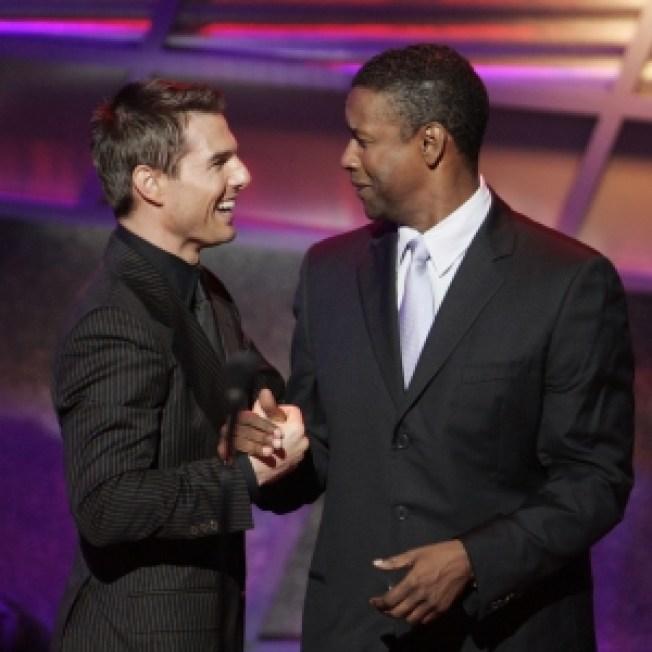 Tom Cruise & Denzel Washington To Face Off In Spy Thriller