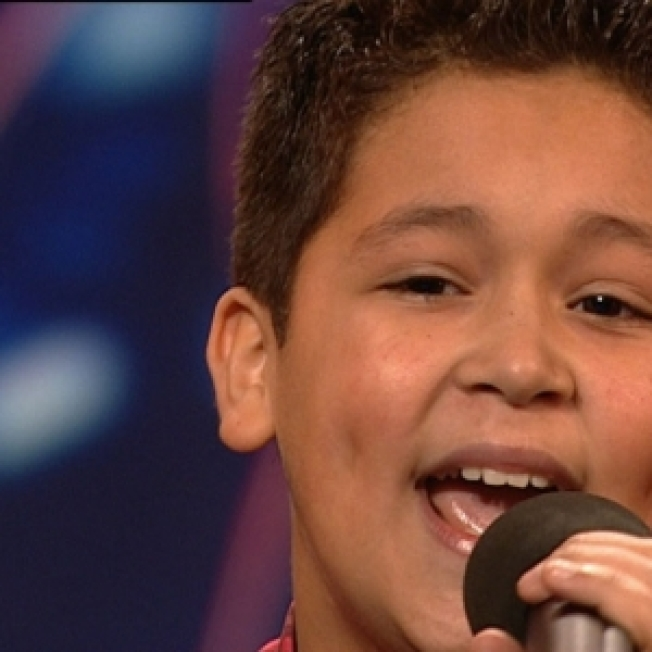 Simon Cowell & Piers Morgan Rave Over Shaheen Jafargholi On 'Britain's Got Talent'
