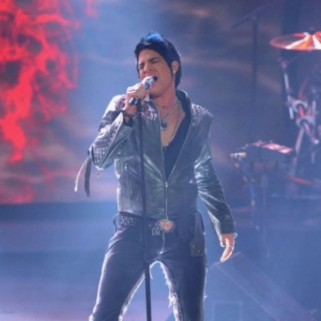 Adam Lambert Already A Hit On eBay