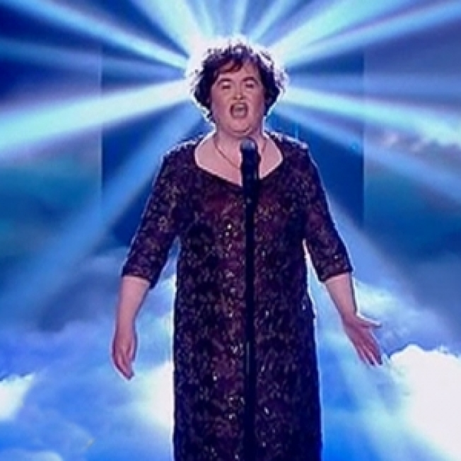 Rep: Susan Boyle Treated For Exhaustion