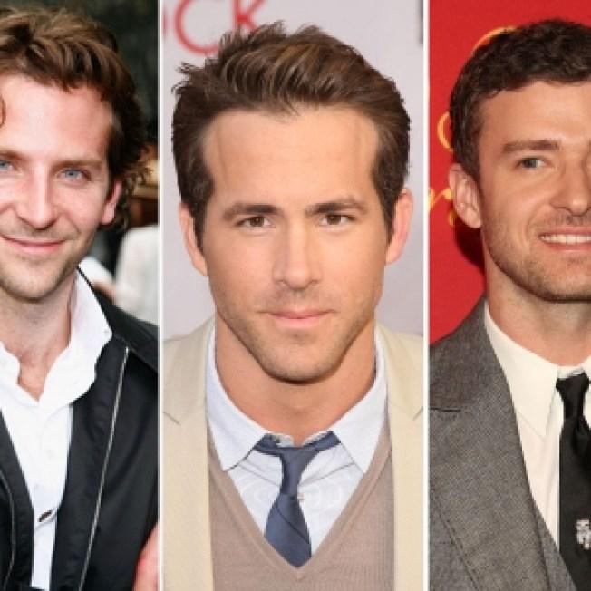 Cooper, Reynolds & Timberlake In The Running For 'Green Lantern'