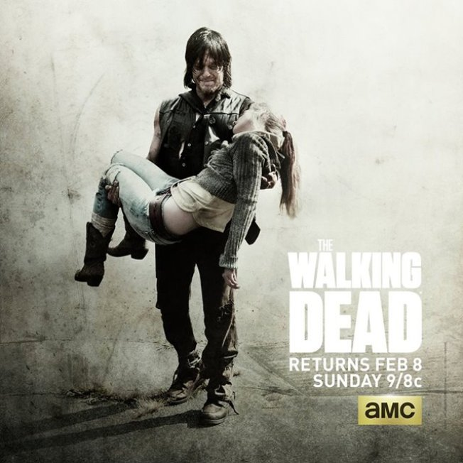 "AMC Apologizes for ""The Walking Dead"" Facebook Page Spoiler"