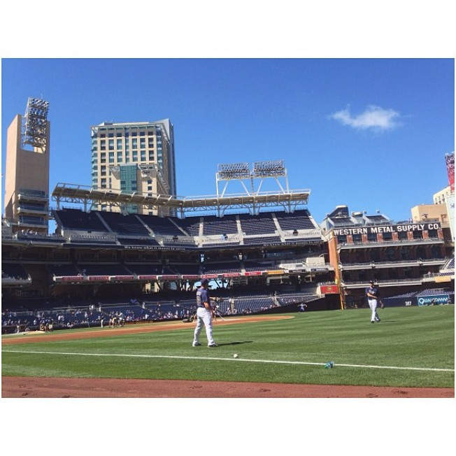 Padres FanFest Expands For 2014