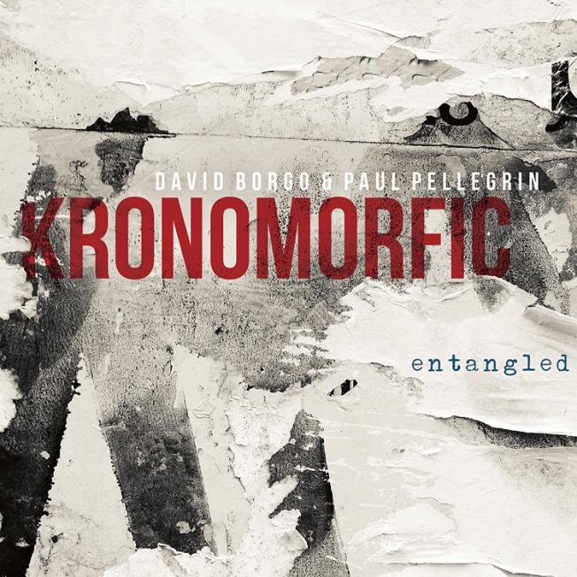 "Kronomorfic Gets ""Entangled"""