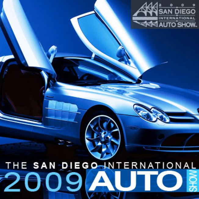 2009 San Diego Int'l Auto Show Kicks Off