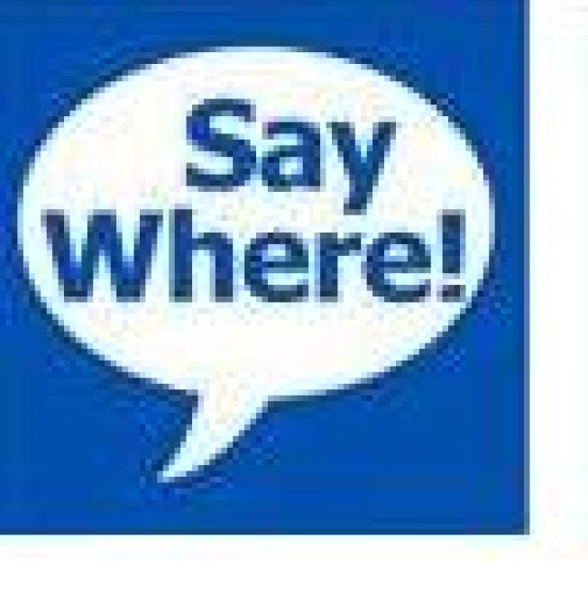 Say Where Offers iPhone 3G Users Pre-Programmed Location Based Destinations