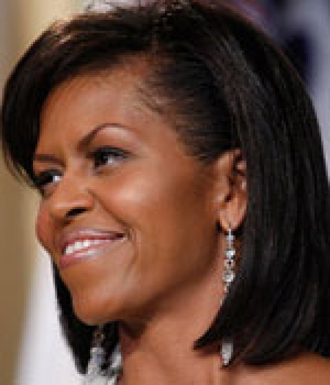 "Michelle Obama's ""Black Hair Moment"""