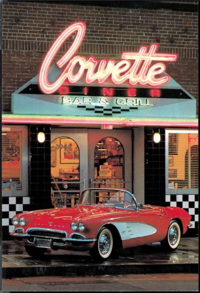 Corvette Diner Serves Up Last Burger