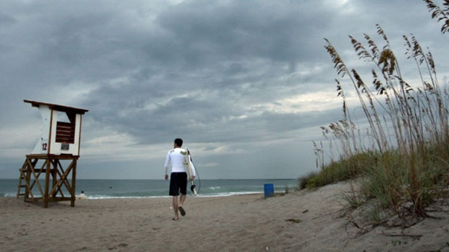 Clouds, Cooler Temps Roll In
