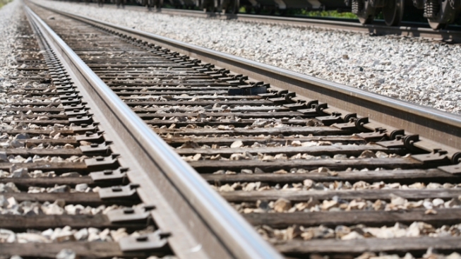 Man Squatting on Train Tracks Killed
