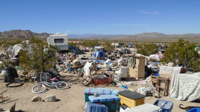 Charges Reduced for Couple Who Housed Kids in Desert Shack
