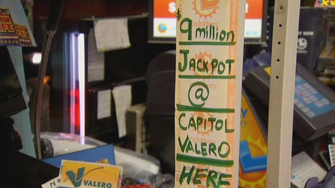 $9M SuperLotto Ticket Sold in SJ, Smaller Prize Won in SD - NBC 7