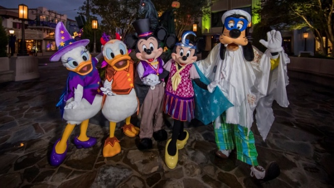 Disneyland's Oogie-Spooky Plans for Halloween 2019