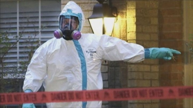 Ebola Costume: Too Soon to Wear a Hazmat Suit for Halloween?
