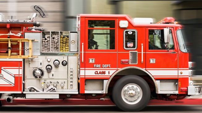Naked Man Steals Fire Truck, Kills Pedestrian