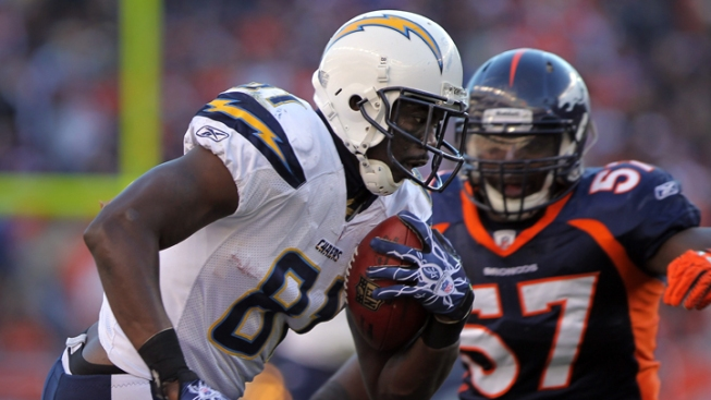 McMichael a Stabilizing Force for Chargers