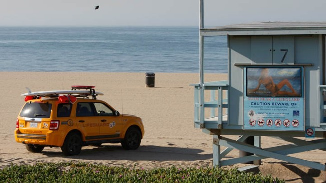 Toyota Sponsors New Lifeguard Vehicles