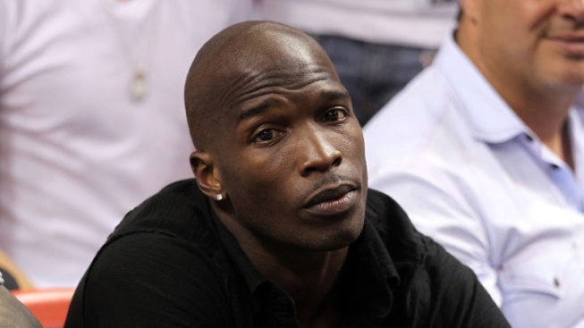 Chad Johnson Officially Charged With Domestic Battery: Prosecutors