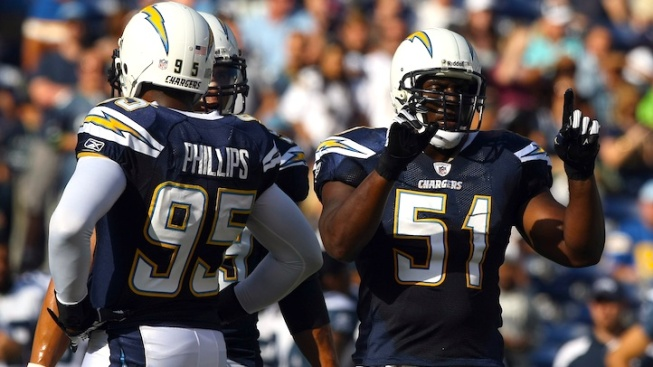 Chargers Fall to New England 35-21