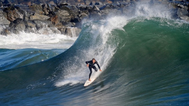 High Surf Advisory Issued for SoCal