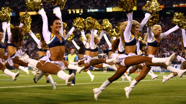 Charger Girls Auditions This Sunday