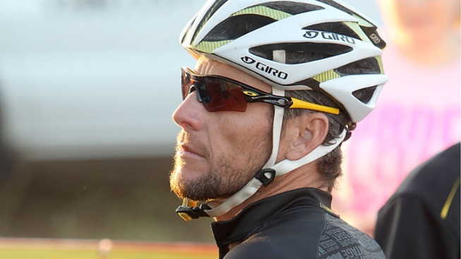 IOC Opens Probe into Armstrong's Olympic Medal