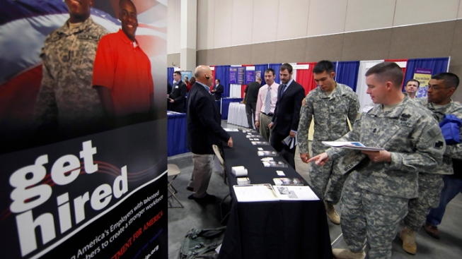 'Hiring Our Heroes' Job Fair