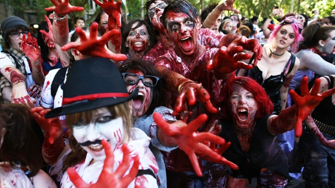 Michigan State University Offers Zombie Survival Class