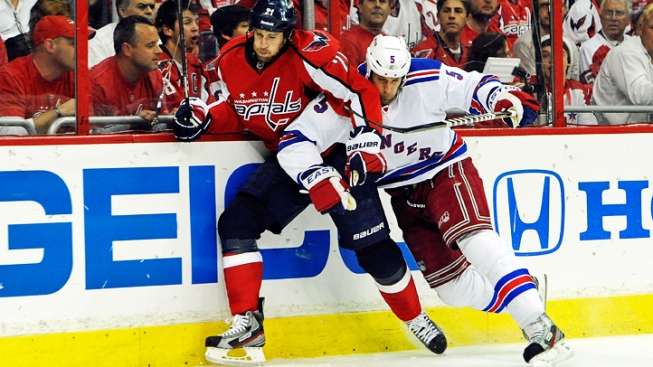 Rangers Fall to Capitals in Game 6, Headed Back to NYC for Game 7