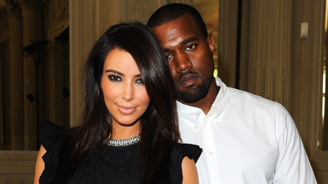 Kanye West, Kim Kardashian Airport Security Bypass Delays Flight