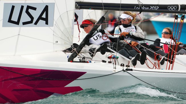 Olympics 'Heck of a Wake-up Call' for U.S. Sailing