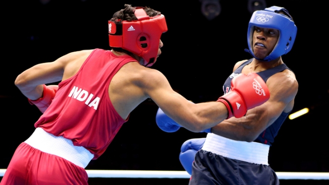 Team USA's Errol Spence's Olympic Boxing Loss Overturned