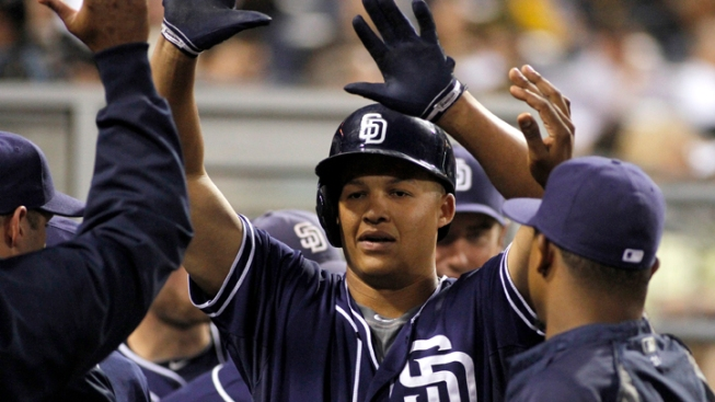Venable's Incredible Catch Saves Padres