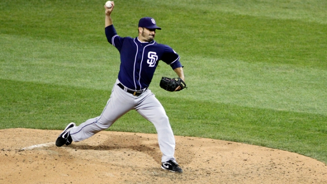 Jason Marquis Re-Signs With Padres