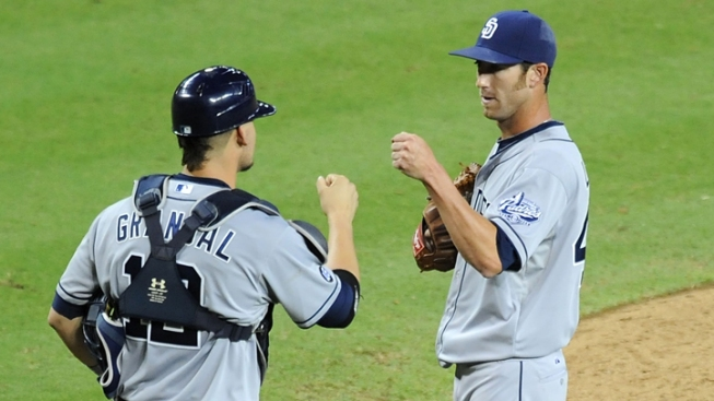Padres Take Series From Dodgers