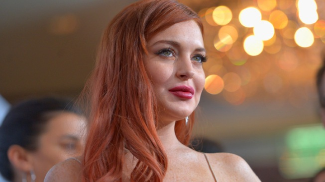 "Lindsay Lohan Will Shoot Episode of Charlie Sheen's ""Anger Management"" Before Heading to Rehab"
