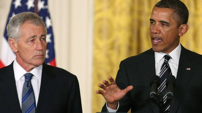 Obama Defense Pick Faces Rough Going in Senate