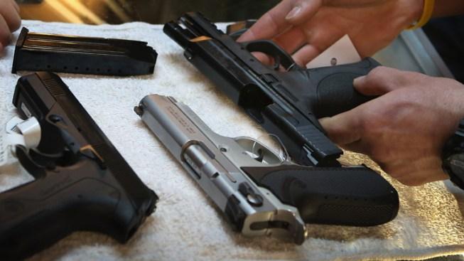 Sarah Palin, GOPers Tout Senate Gun Control Defeat at NRA Convention