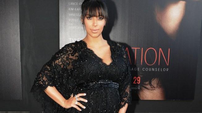 "Kim Kardashian's ""Temptation"" Red Carpet: Kravings, Komic Relief and Kanye"
