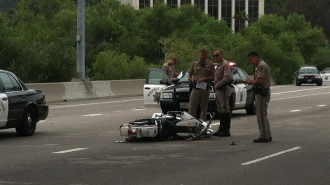 Motorcyclist Killed in Fatal Freeway Crash