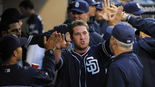 Lee Shuts Down Padres