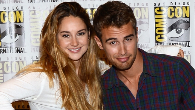 Comic-Con Attendees Get First Look at `Divergent'