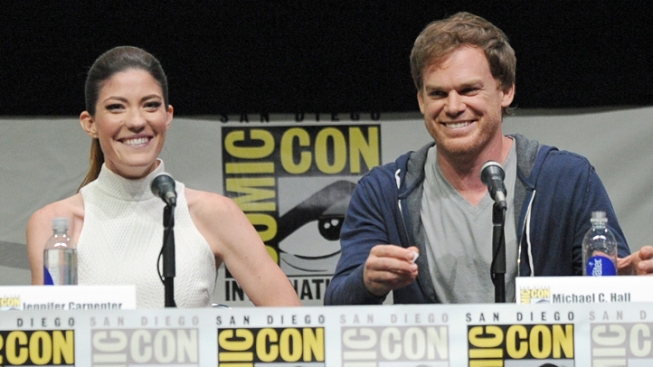 'Dexter' Cast, Crew Bid Farewell at Comic-Con