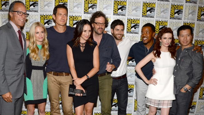 Fridays Won't be 'Grimm' This Fall