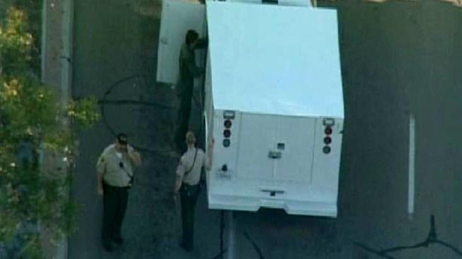 Suspicious Device Detonated in Santee