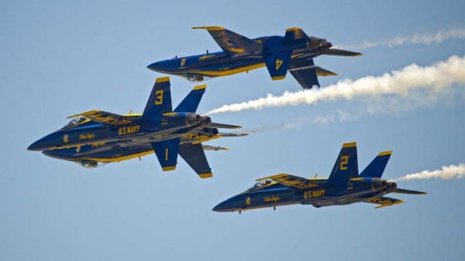 No Military Planes for Miramar Air Show
