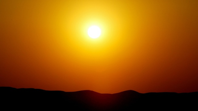 Deserts Under Heat Warning for Labor Day Weekend